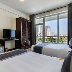 Отель Crown Hotel Вьетнам, Хюэ - отзывы, цены и фото номеров - забронировать отель Crown Hotel онлайн комната для гостей