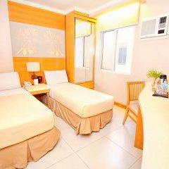 Отель Chalet Baguio Филиппины, Багуйо - отзывы, цены и фото номеров - забронировать отель Chalet Baguio онлайн комната для гостей фото 4