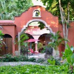 Отель Hacienda de Los Santos фото 17