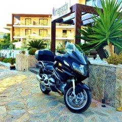 Rhapsody Hotel & Spa Kalkan Турция, Калкан - отзывы, цены и фото номеров - забронировать отель Rhapsody Hotel & Spa Kalkan онлайн парковка