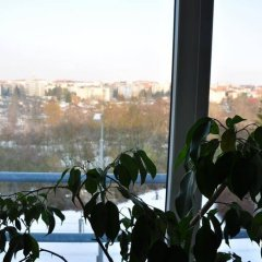Отель Lions Plzen Пльзень балкон
