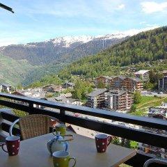 Отель Rossignol - INH 25052 Нендаз балкон