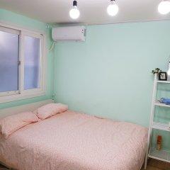Отель The Black Whale Сеул комната для гостей фото 3