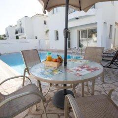 Отель Palm Protaras Кипр, Протарас - отзывы, цены и фото номеров - забронировать отель Palm Protaras онлайн балкон