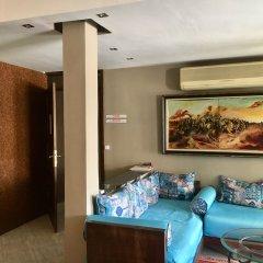Отель Ghazi Appartement Марокко, Фес - отзывы, цены и фото номеров - забронировать отель Ghazi Appartement онлайн комната для гостей фото 5