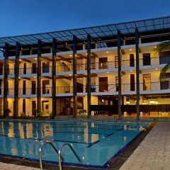 Olanro Hotel бассейн фото 3