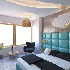 Отель perla nera suites Греция, Остров Санторини - отзывы, цены и фото номеров - забронировать отель perla nera suites онлайн комната для гостей фото 3