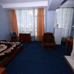 Гостиница Горные Вершины комната для гостей фото 3