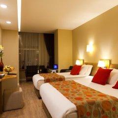 Grand Plaza Hotel Турция, Стамбул - отзывы, цены и фото номеров - забронировать отель Grand Plaza Hotel онлайн комната для гостей фото 4