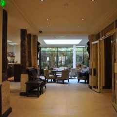 Hotel de LUniversite интерьер отеля