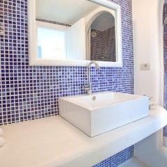 Отель Anema Residence Греция, Остров Санторини - отзывы, цены и фото номеров - забронировать отель Anema Residence онлайн ванная фото 2