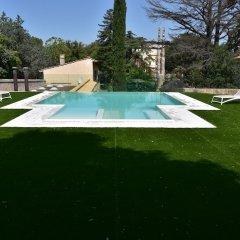 Отель Parkhotel Villa Grazioli Италия, Гроттаферрата - - забронировать отель Parkhotel Villa Grazioli, цены и фото номеров бассейн фото 3