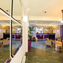 Leonardo Boutique Hotel Edinburgh City питание