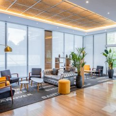 Отель Tryp Madrid Chamartin Испания, Мадрид - 1 отзыв об отеле, цены и фото номеров - забронировать отель Tryp Madrid Chamartin онлайн интерьер отеля фото 2