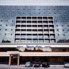 Гостиница Черное Море на Ришельевской Украина, Одесса - 11 отзывов об отеле, цены и фото номеров - забронировать гостиницу Черное Море на Ришельевской онлайн вид на фасад