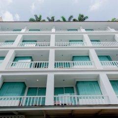 Aspery Hotel вид на фасад фото 2