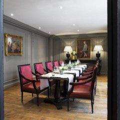 Отель Castille Paris - Starhotels Collezione Франция, Париж - 4 отзыва об отеле, цены и фото номеров - забронировать отель Castille Paris - Starhotels Collezione онлайн питание фото 5