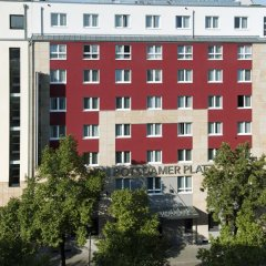 Отель NH Berlin Potsdamer Platz Германия, Берлин - 1 отзыв об отеле, цены и фото номеров - забронировать отель NH Berlin Potsdamer Platz онлайн фото 2