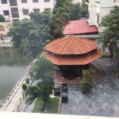 Отель Garco Dragon Ханой приотельная территория