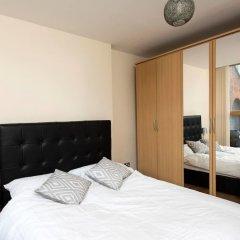Отель Amazing Central 2 Bed Flat - Northern Quarter Великобритания, Манчестер - отзывы, цены и фото номеров - забронировать отель Amazing Central 2 Bed Flat - Northern Quarter онлайн комната для гостей фото 5
