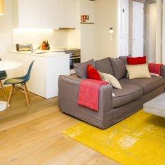 Отель Liiiving in Porto - Central Garden Flat Порту комната для гостей фото 2