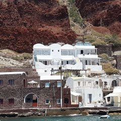 Отель Amoudi Villas фото 2