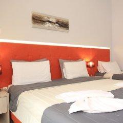 Отель Adonis Греция, Пефкохори - отзывы, цены и фото номеров - забронировать отель Adonis онлайн комната для гостей фото 5