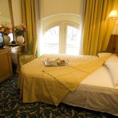 Отель Cinque Giornate Италия, Милан - отзывы, цены и фото номеров - забронировать отель Cinque Giornate онлайн комната для гостей фото 2
