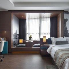 Отель Citadines Haeundae Busan комната для гостей