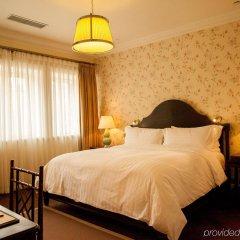 Tianjin Qingwangfu Boutique Hotel комната для гостей фото 5