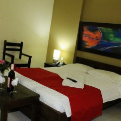 Dimitrion Central Hotel комната для гостей