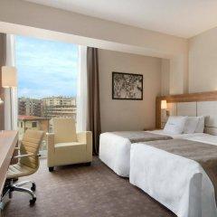 Отель DoubleTree by Hilton Milan Милан комната для гостей фото 3