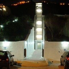 Hotel Residence La Baia Кастельсардо парковка