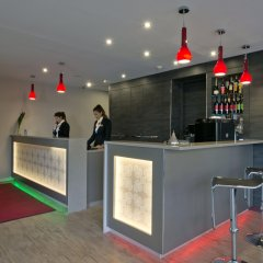 Hotel Vier Jahreszeiten Berlin City гостиничный бар