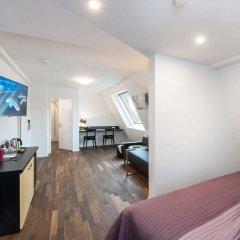 Отель Hottingen Швейцария, Цюрих - отзывы, цены и фото номеров - забронировать отель Hottingen онлайн комната для гостей