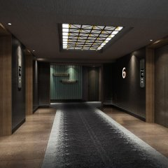 Отель THE KNOT TOKYO Shinjuku интерьер отеля