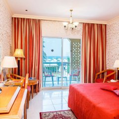 Sharjah Carlton Hotel комната для гостей фото 5
