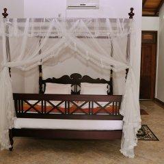 Отель Chami Villa Bentota Шри-Ланка, Бентота - отзывы, цены и фото номеров - забронировать отель Chami Villa Bentota онлайн комната для гостей фото 4