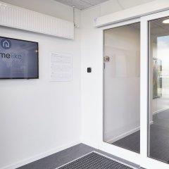 Отель Athome Apartments Дания, Орхус - отзывы, цены и фото номеров - забронировать отель Athome Apartments онлайн интерьер отеля