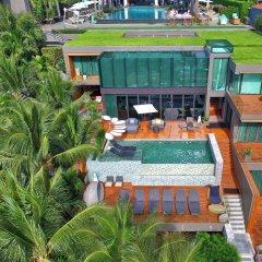 Отель Cape Dara Resort бассейн фото 3
