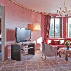 Carlton Hotel St Moritz удобства в номере