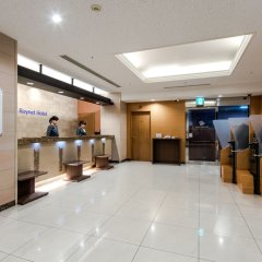 Отель Daiwa Roynet Hotel Hakata-Gion Япония, Хаката - отзывы, цены и фото номеров - забронировать отель Daiwa Roynet Hotel Hakata-Gion онлайн интерьер отеля фото 2