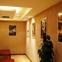 Отель Shanghai Airlines Travel Hotel Китай, Шанхай - 1 отзыв об отеле, цены и фото номеров - забронировать отель Shanghai Airlines Travel Hotel онлайн интерьер отеля