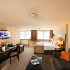 Отель Leonardo Edinburgh Murrayfield Великобритания, Эдинбург - отзывы, цены и фото номеров - забронировать отель Leonardo Edinburgh Murrayfield онлайн комната для гостей фото 2