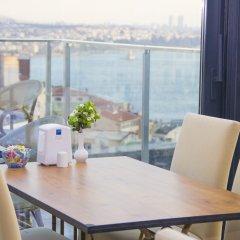 Отель TRYP by Wyndham Istanbul Taksim балкон