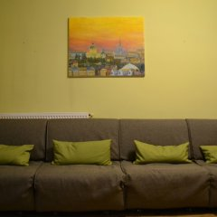 Leosphere Hostel комната для гостей