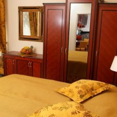 Отель Elysee Чехия, Прага - отзывы, цены и фото номеров - забронировать отель Elysee онлайн комната для гостей фото 5