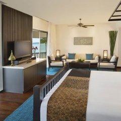 Отель Anantara Bophut Koh Samui Resort Самуи комната для гостей фото 5