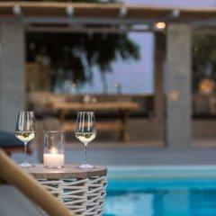 Отель Damma Beachfront Luxury Villa Греция, Остров Санторини - отзывы, цены и фото номеров - забронировать отель Damma Beachfront Luxury Villa онлайн спортивное сооружение