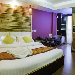 Отель Clear Sky Inn By Wonderland Maldives Мале комната для гостей фото 4